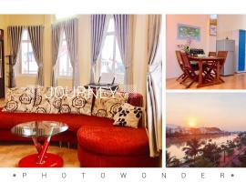 Charming Apartment by the River, Quy Nhon
