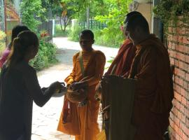 Vacation experience as Cambodia local, Siem Reap