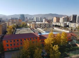 Prime Location & Panoramic View, Ulaanbaatar
