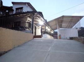 Casona la Guanentina, San Gil