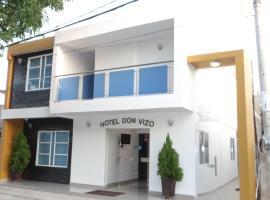 Hotel Don Vizo, Coveñas