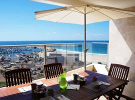 Luxury Apartment on the beach, Ashdod