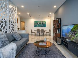 Cozy and Fabulous Apartment in District1, Ho Chi Minh