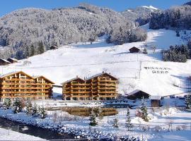 Val d'Illiez Apartment Sleeps 6 Pool WiFi, Val d'Illiez