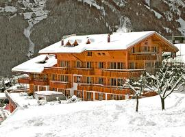Grindelwald Apartment Sleeps 6 WiFi T031293, Grindelwald
