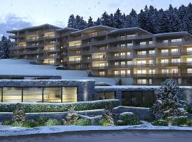 Laax Apartment Sleeps 6 Pool WiFi T030118, Laax