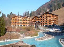 Val d'Illiez Apartment Sleeps 2 Pool WiFi, Val d'Illiez