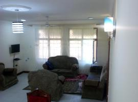 The Westin House, Ngambo