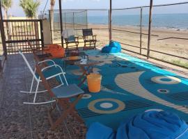 Beach Villa Oman, 'Aqr