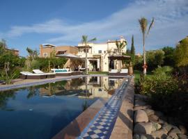 Villa Blanche - Samanah Golf Country Club, Marrakech