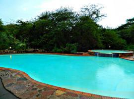 Unlimited Luxury Lodge in Kasane, Kasane