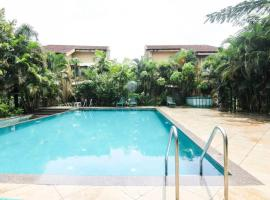 A3 | Garden View Apt | 6 mins walk to Varca Beach, Colva