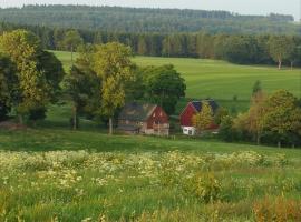 Ferienwohnung Pilsdorf auf dem Land