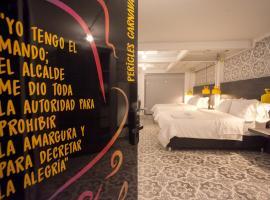 Villaviciosa Hotel Boutique, Pasto