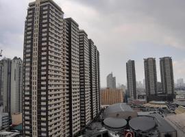 Ayesiah Condo Apartment @ Birch Tower, Манила