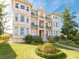 Die Villa - Appartment 6, Ahlbeck