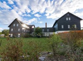Kaue und Remise und Gästehaus, Lehesten