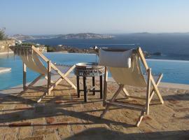 Villa Joy by Mykonos Pearls, Faros