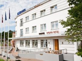 Kolonna Hotel Rēzekne, Резекне