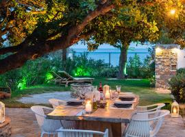 Ksirokamara Villa Sleeps 4 Air Con WiFi, Koutsounári