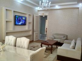Dream Life White Apartment, Baku
