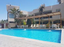 Belle Sand Hotel, Ica