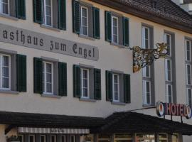 Hotel / Gasthaus zum Engel, Flaach