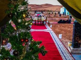 Sahara Majestic Luxury Camp, 梅尔祖卡