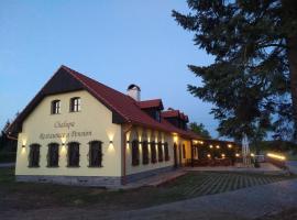 Restaurace a pension Chalupa, Hlásná Třebaň