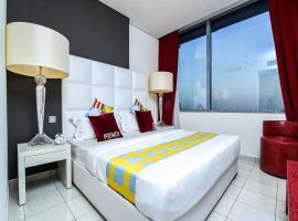 OYO 139 Home Sky Garden 1BHK, Dubaj