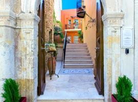 Casa Moazzo Suites and Apartments, Retimno