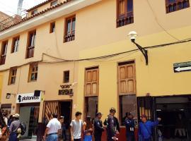 Qori hospedaje, Ayacucho