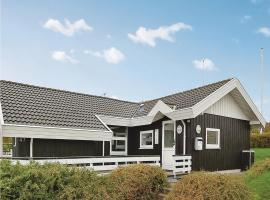 Holiday home Oluf Ravnsvej, Sønder Bjert