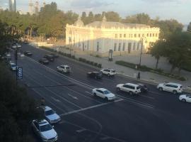 Əziz Əliyev küçəsi, Baku