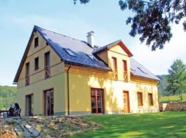 Seven-Bedroom Holiday Home in Lazne Libverda, Lázně Libverda
