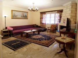 Melandrinos Apartment, Aráchova