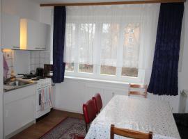 Apartment in Rübelzahlplatz