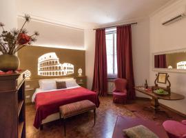 A Star Inn, Рим