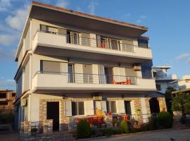 Hotel Eva, Ksamil