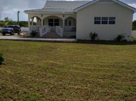 Comfort Villa, North Caicos -with vehicle, NCA