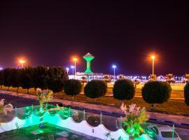 Gulf Terrace Corniche Hotel, Al-Chubar