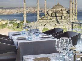 Hotel Arcadia Blue Istanbul, Stambuł