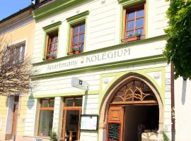 Apartmany Kolegium, Prešov