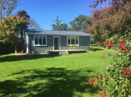 Woodbury Cottage, Geraldine