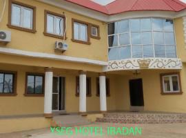 YSEG HOTEL, Ibadan