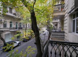 Malacannes Apt 2 floor, Baku