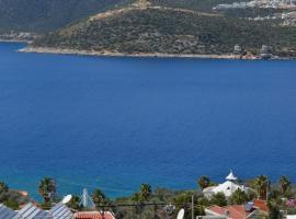 Kalkan Beach Star Villa, Kaş