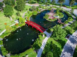 Căn hộ Tiện nghi Vinhomes Central Park, Ho Chi Minh-stad