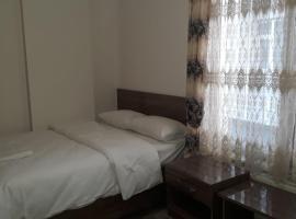 Toprak Hotel, Van