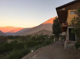 Parra's Hostal, Vicuña